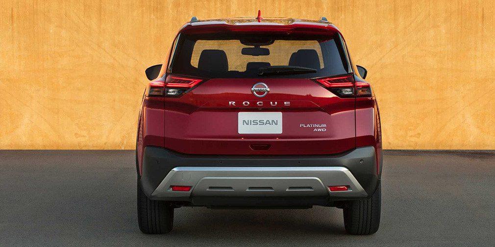 Nissan представил новый кроссовер Nissan X-Trail
