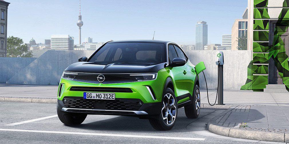 Кроссовер Opel Mokka пережил смену поколений