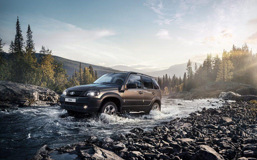 «АвтоВАЗ» начал продавать внедорожники Niva под маркой Lada