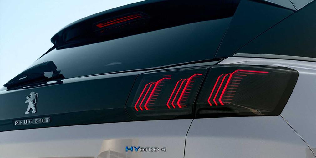 Официально представлен обновленный кроссовер Peugeot 3008