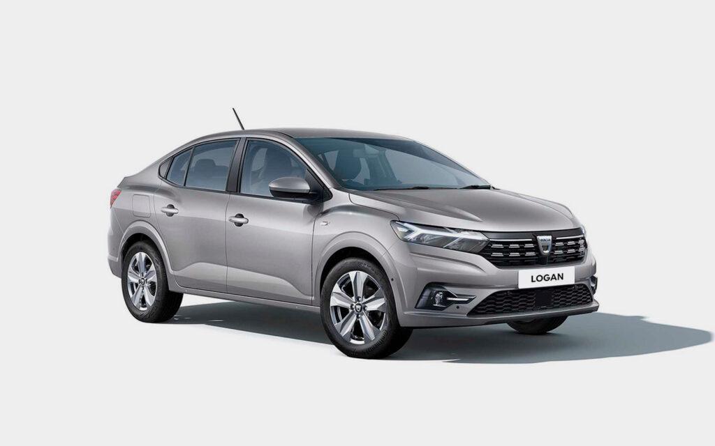 Компания Dacia представила новые Logan и Sandero