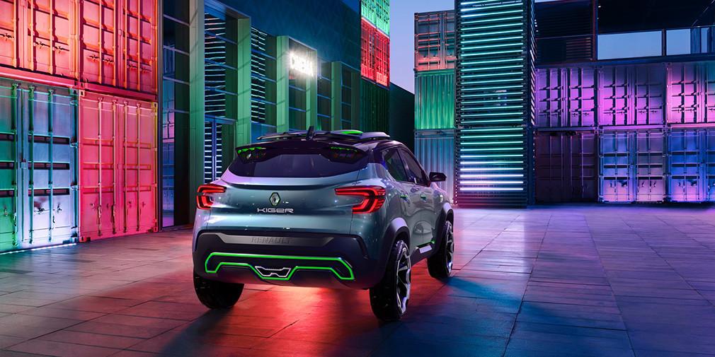 Renault выпустит компактный кроссовер за 550 тыс. рублей