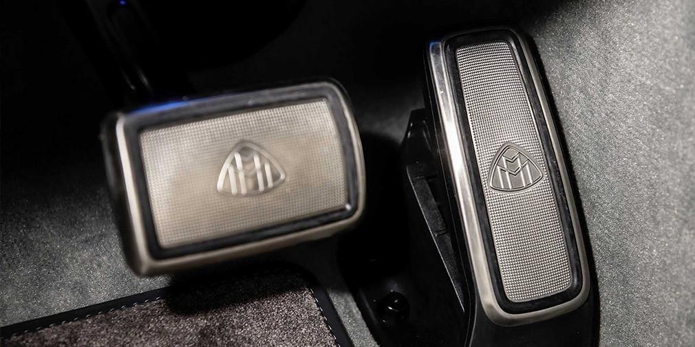 Mercedes-Benz представил обновленный седан Maybach S-Class