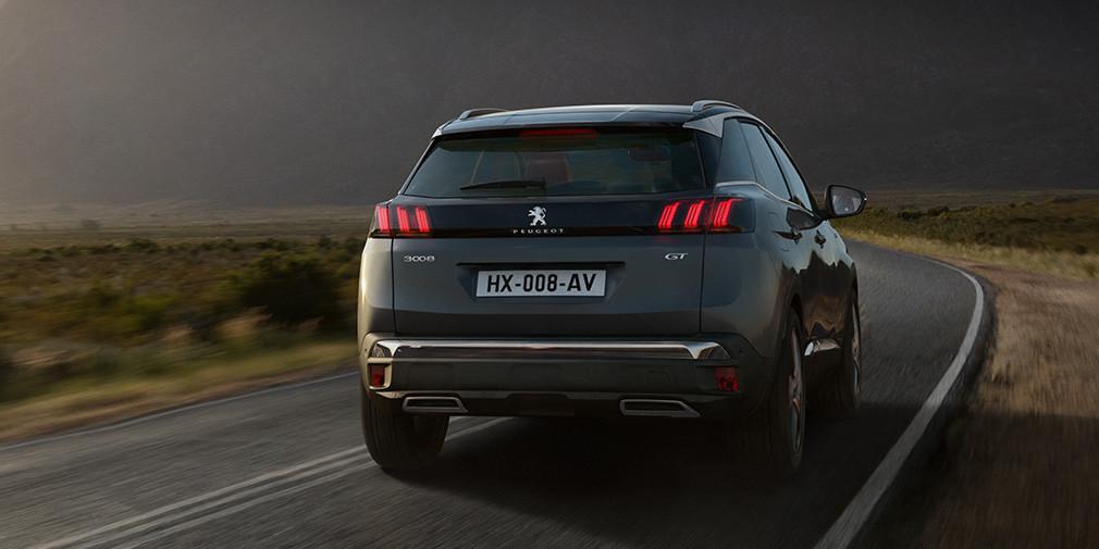 Peugeot озвучила цены на кроссоверы Peugeot 5008 и 3008 в России
