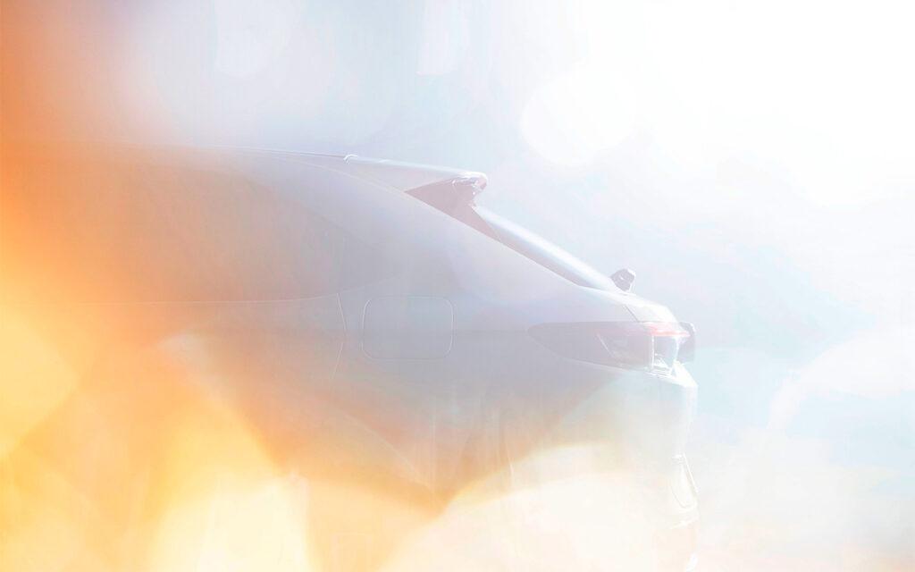 Honda показала первые изображения нового кроссовера Honda HR-V