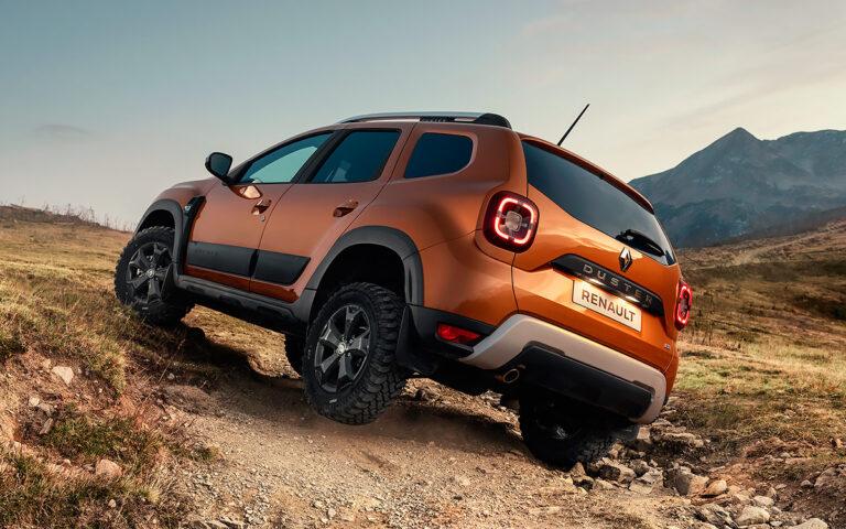 Названа стоимость нового кроссовера Renault Duster на российском рынке