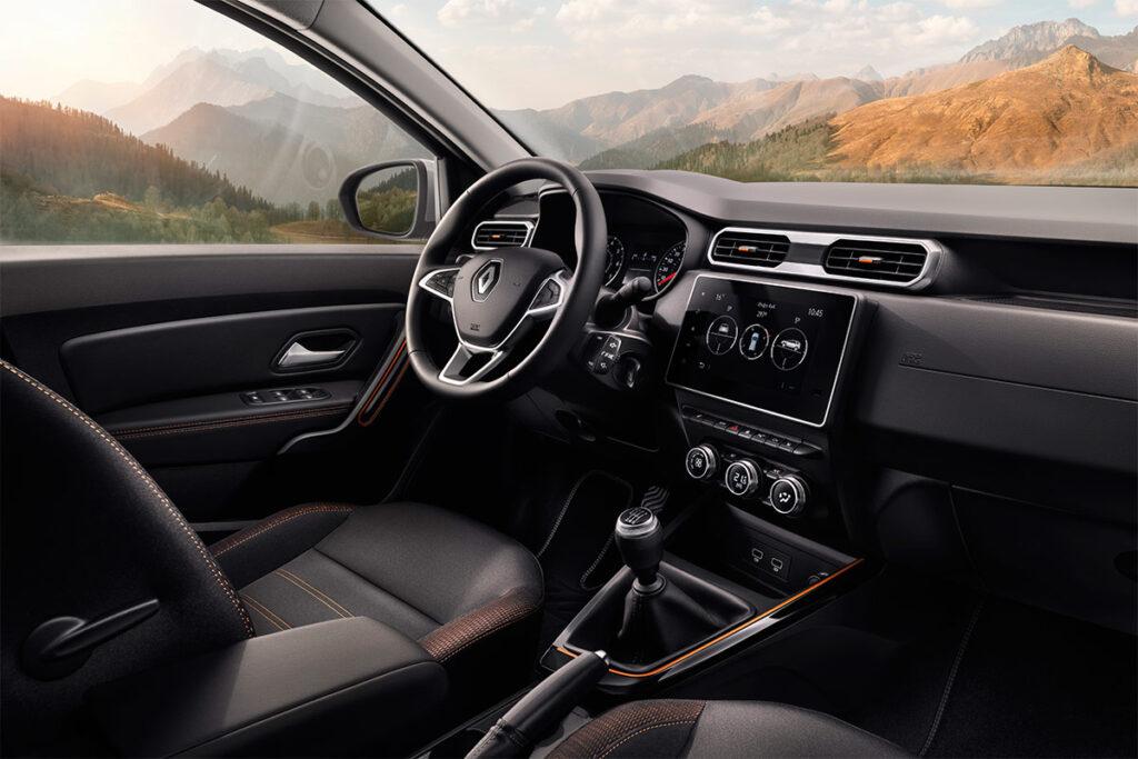 В России официально представили кроссовер Renault Duster нового поколения