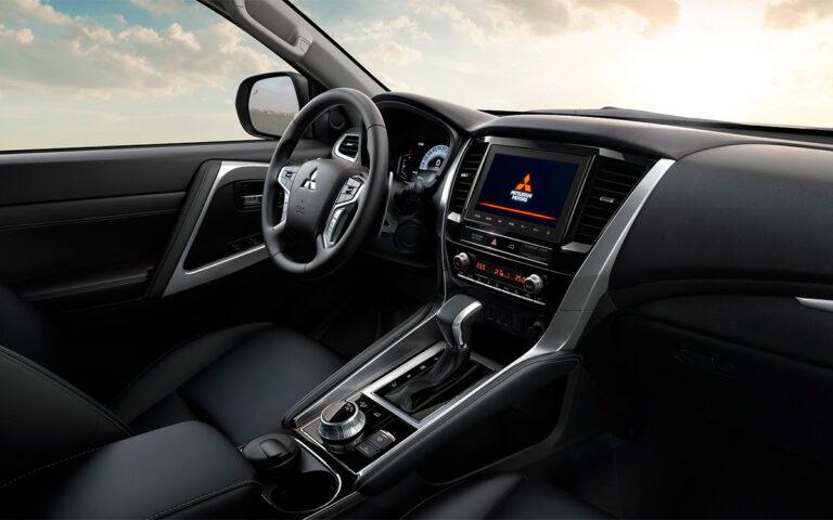В России началось производство рестайлингового Mitsubishi Pajero Sport