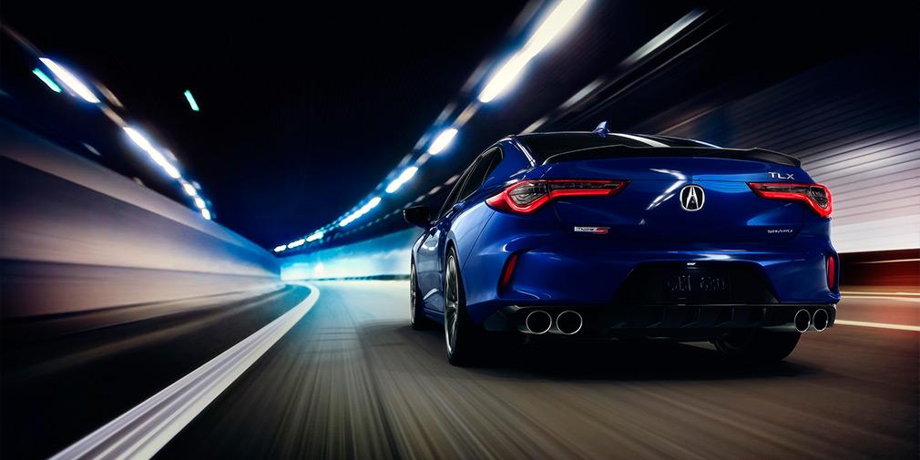 Acura сделали самый мощный спорт-седан в своей истории