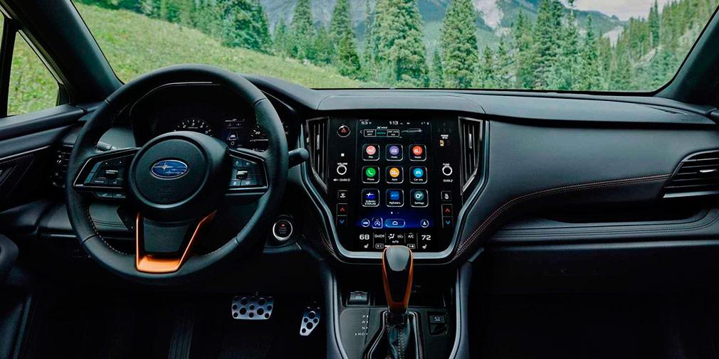 Subaru представила «самую внедорожную» версию Subaru Outback
