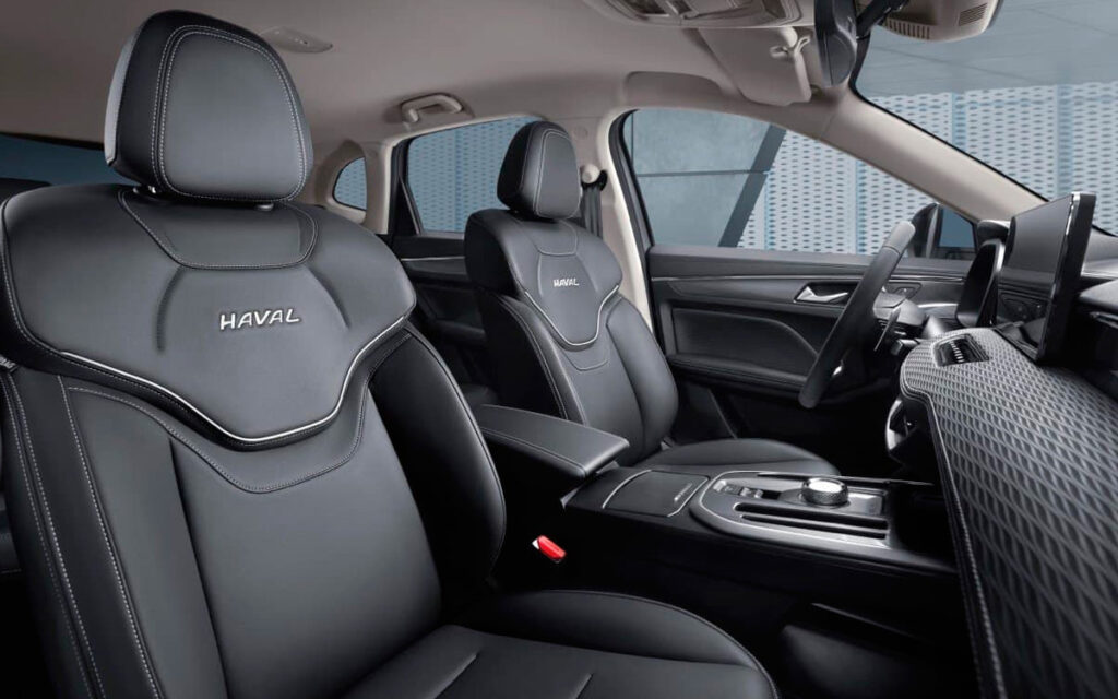 Компания Haval представила новый компактный кроссовер Haval Jolion 2021 для рынка РФ