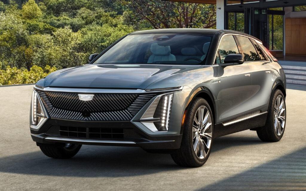 Электрический кроссовер Cadillac LYRIQ появится на российском рынке