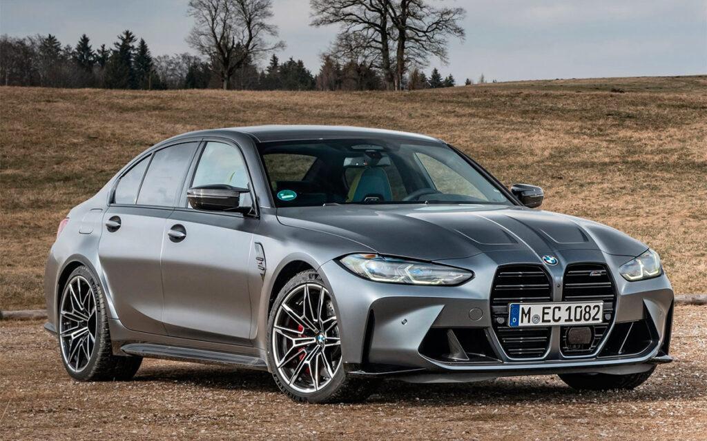 BMW начала предлагать полноприводные BMW M3 и M4 на рынке РФ