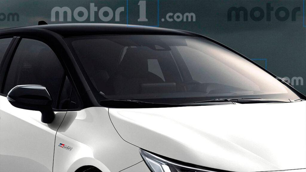 Toyota выпустит 300-сильную версию для модели Toyota Corolla