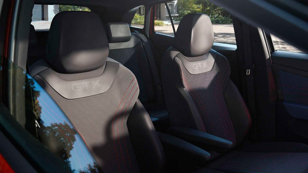 Электрический кроссовер Volkswagen ID.4 GTX получил полный привод