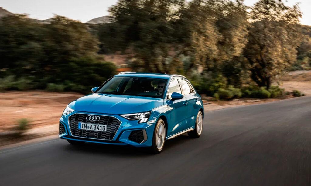 Новые Audi A3 Sedan и A3 Sportback стали доступны для заказа в РФ от 2,52 млн рублей