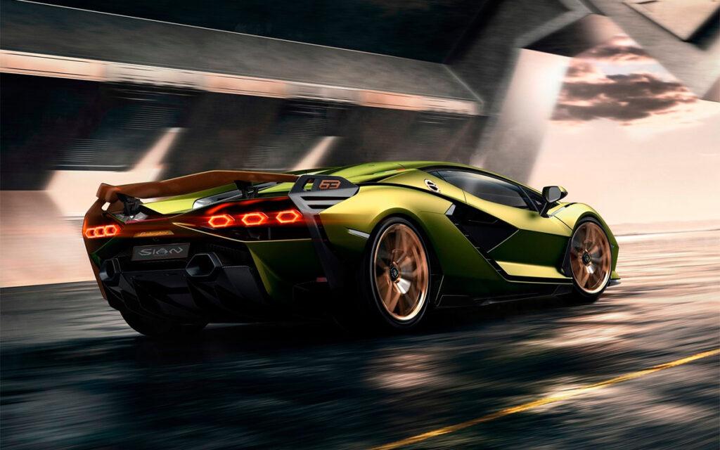 Lamborghini инвестирует свыше 1,5 млрд евро в электрификацию модельного ряда