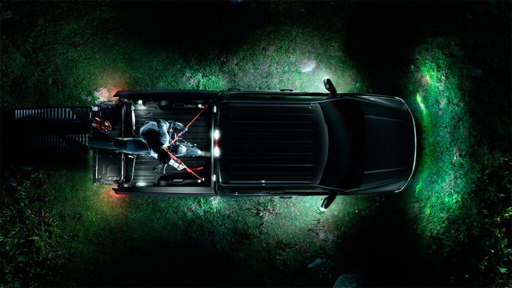 Ford представила 571-сильный электрический пикап Ford F-150 Lightning