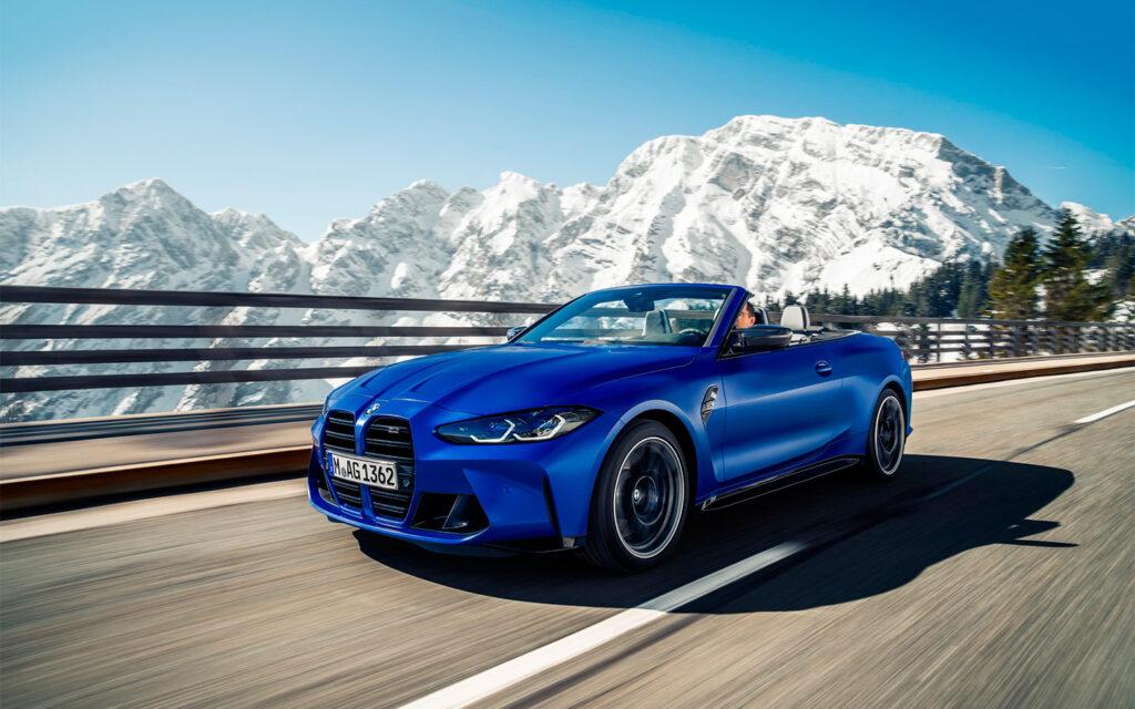 BMW сделала полноприводный кабриолет BMW M4 с 510-сильным двигателем