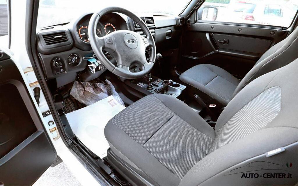 В Италии появился в продаже пикап Lada Niva почти за 2 миллиона рублей
