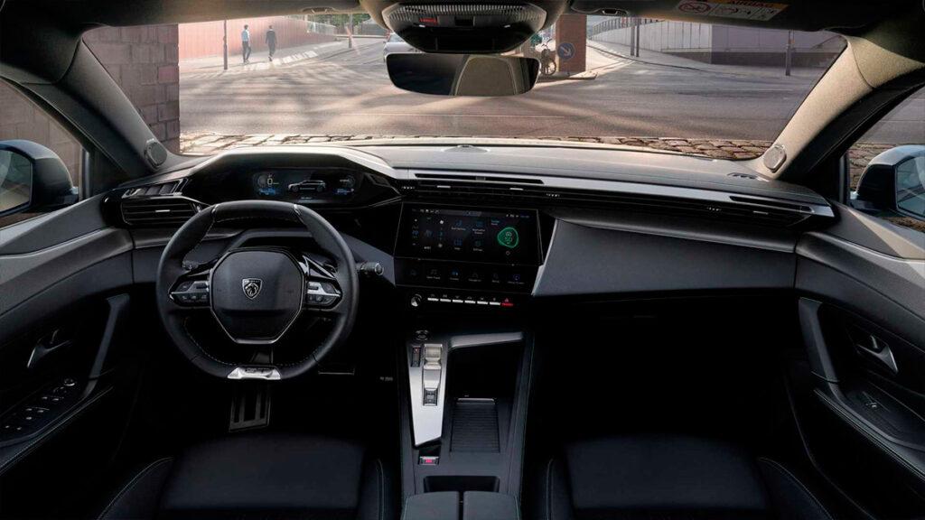 Компания Peugeot представила новый универсал Peugeot 308 SW