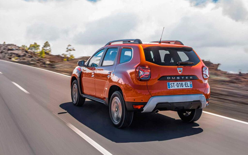 Dacia представила обновлённый кроссовер Duster 2022 модельного года