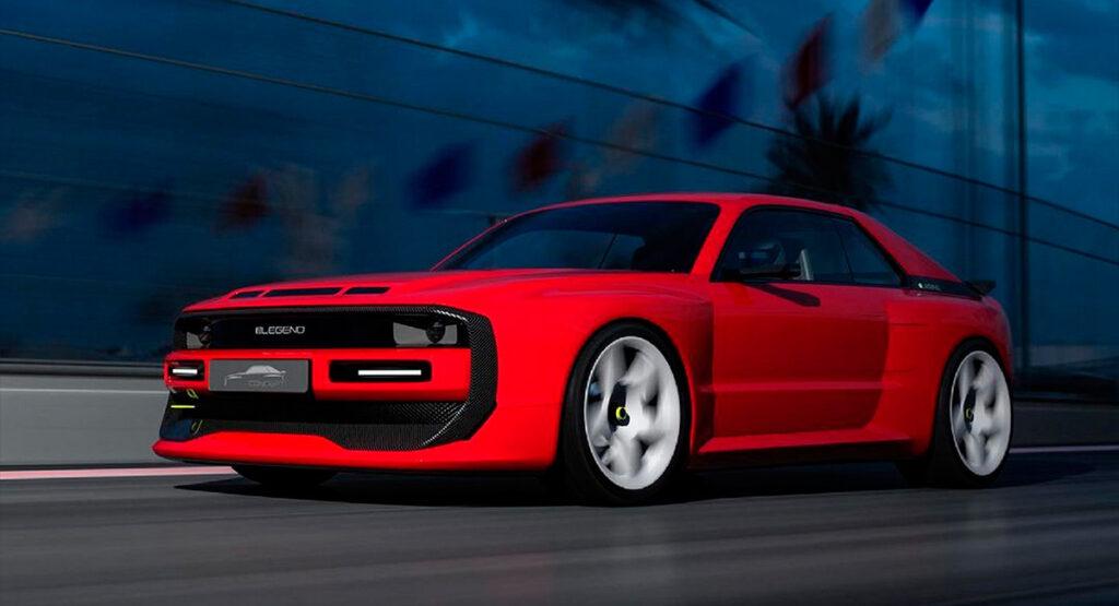 В Германии показали 816-сильный электромобиль стоимостью от 1 млн евро