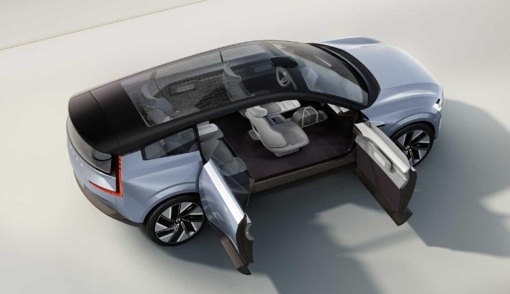 Volvo показала предвестника нового флагманского кроссовера XC90