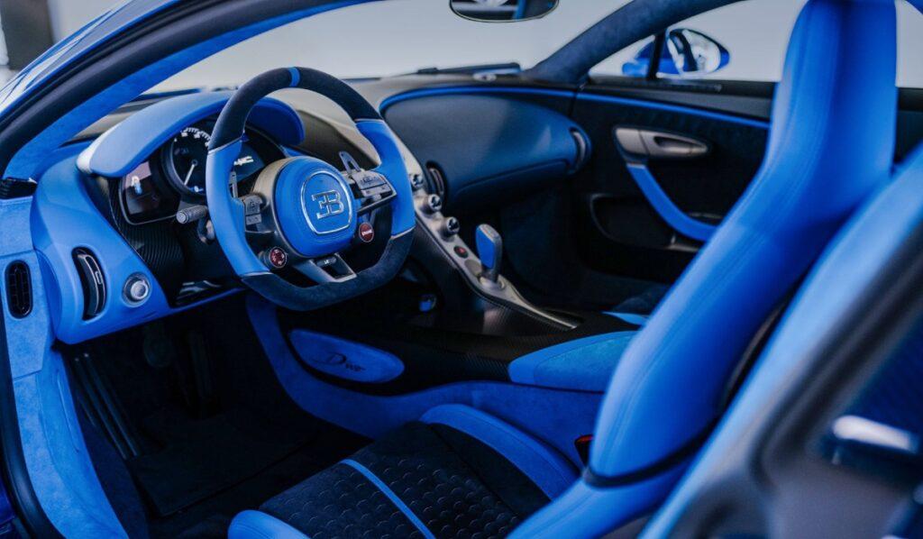Bugatti сделала последний экземпляр гиперкара Divo стоимостью 5 млн евро
