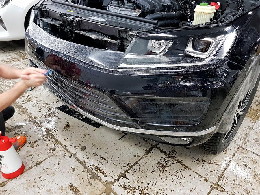 Оклейка авто своими руками - почему не стоит рисковать