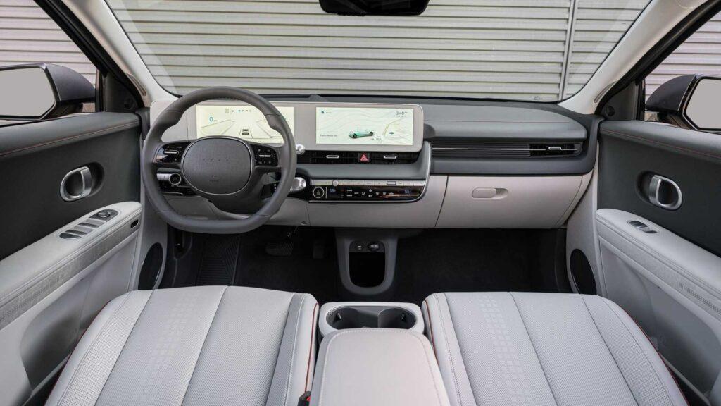 Электрический кроссовер Ioniq 5 от Hyundai выйдет в России в 2022 году