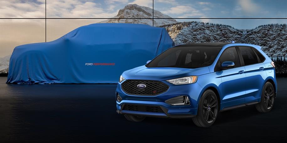 Опубликованы тизеры внедорожников Ford Bronco и Ford Explorer ST