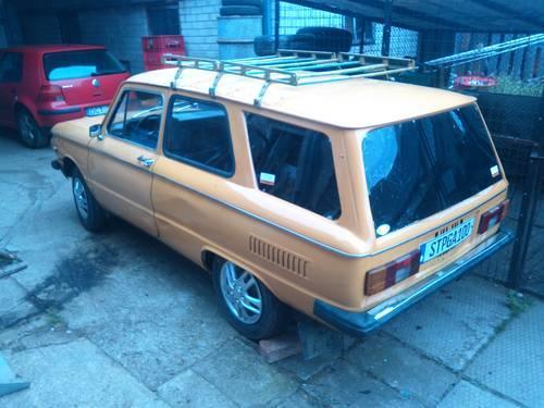 Уникальный дизельный универсал ЗАЗ 968 вновь выставили на продажу