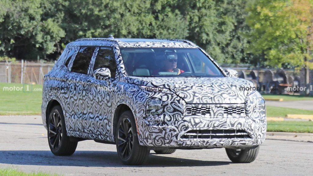 Новое поколение Mitsubishi Outlander выйдет в 2020 году