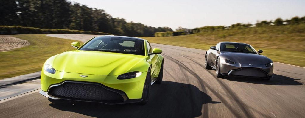 Aston Martin продала почти весь годичный тираж нового Vantage