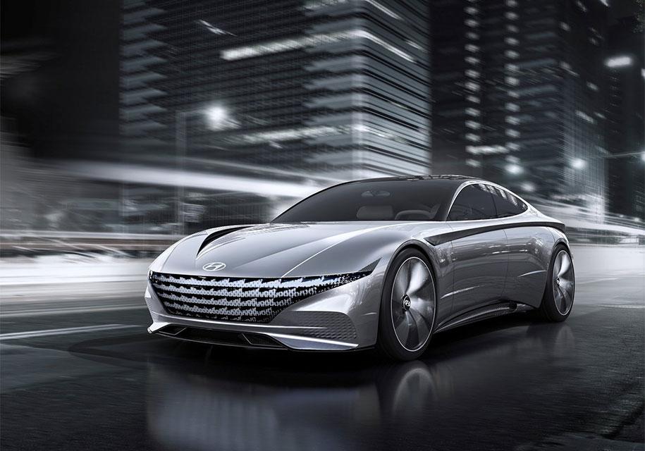 Новые модели от Hyundai получат спортивный дизайн