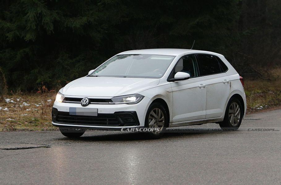 Обновленный хэтчбек Volkswagen Polo дебютирует 22 апреля 2021 года
