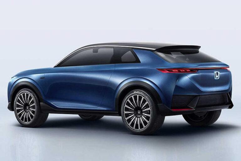 Электрические кроссоверы от Honda будет производить концерн General Motors