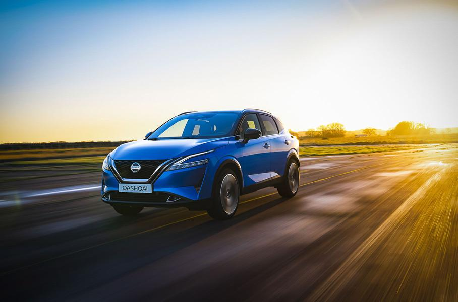 Nissan представила кроссовер Nissan Qashqai нового поколения