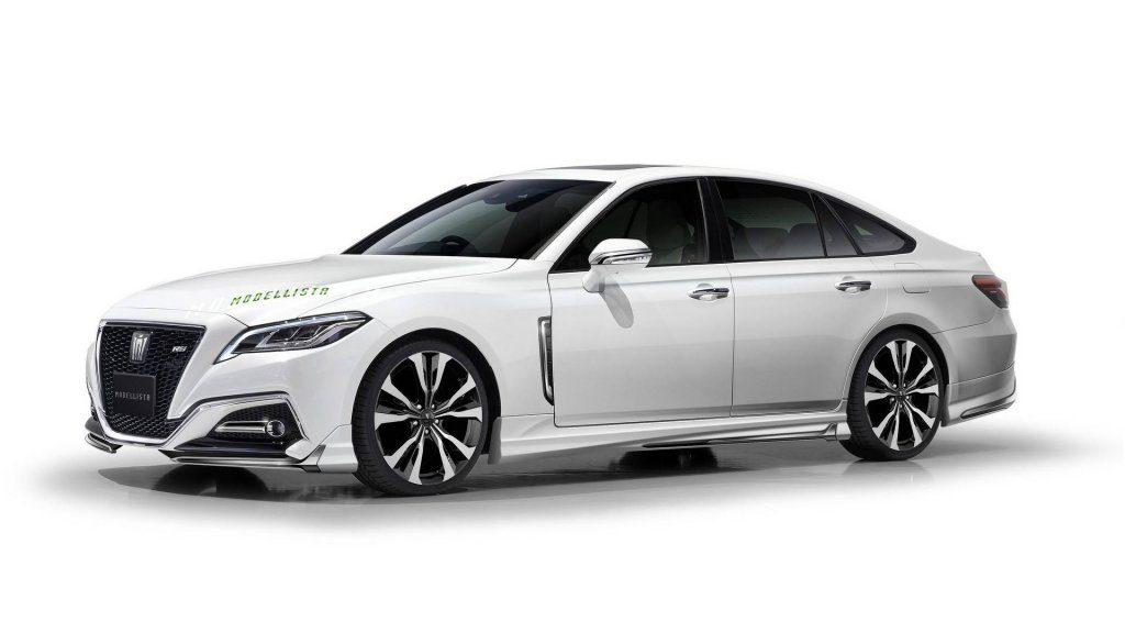 Тюнинг-ателье Modellista показало особую версию Toyota Crown