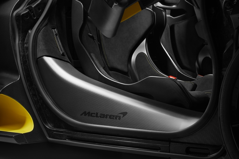 Компания McLaren представила очень карбоновый вариант гиперкара Senna
