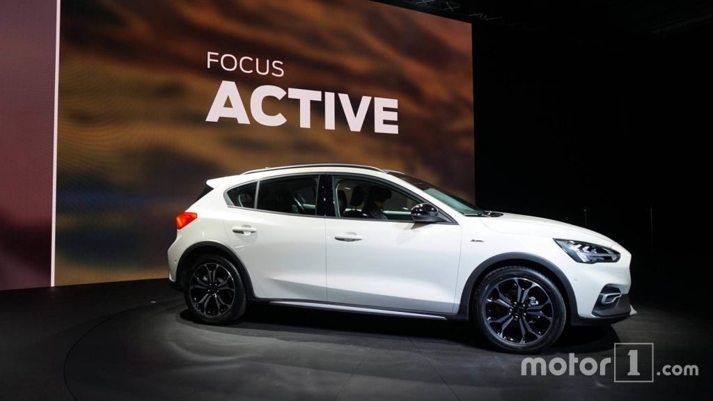 Ford готовит «внедорожную» версию хэтчбека Ford Focus Active