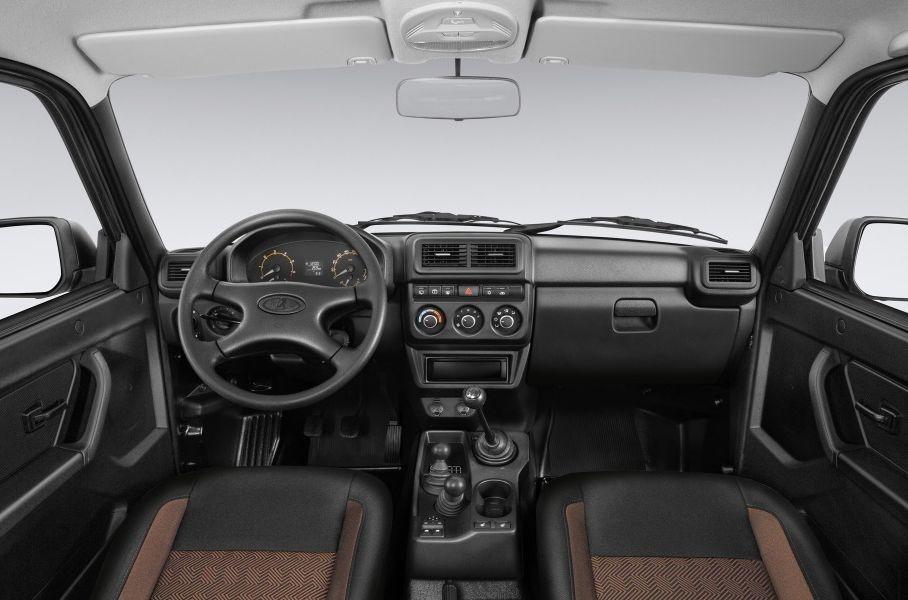 Обновленный внедорожник Lada 4x4 Bronto появится в середине года