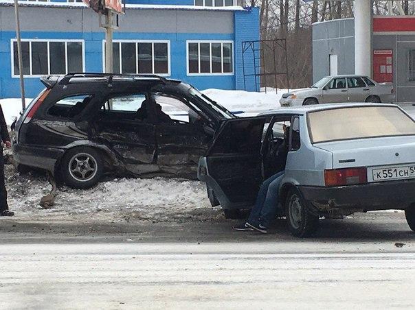 """Смертельное ДТП в Омске, погиб пенсионер на """"Тойоте"""""""