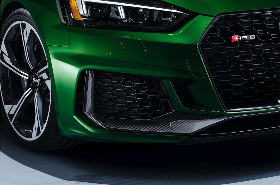 Audi привезла в Россию только 10 лифтбеков Audi RS5 Sportback