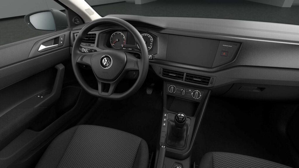 Новый интерьер нового Volkswagen Polo в базе шокировал журналистов