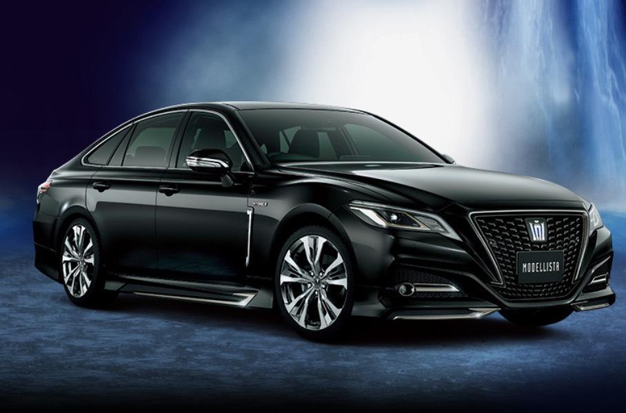 В Японии представлена новая версия Toyota Crown – Sport Style