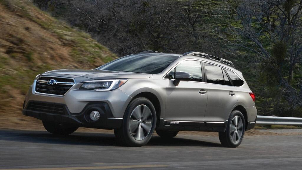 Стали известны цены и комплектации новой Subaru Outback для России