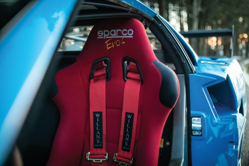 Самый известный в мире Ferrari F40 LM продадут за 6 млн долларов