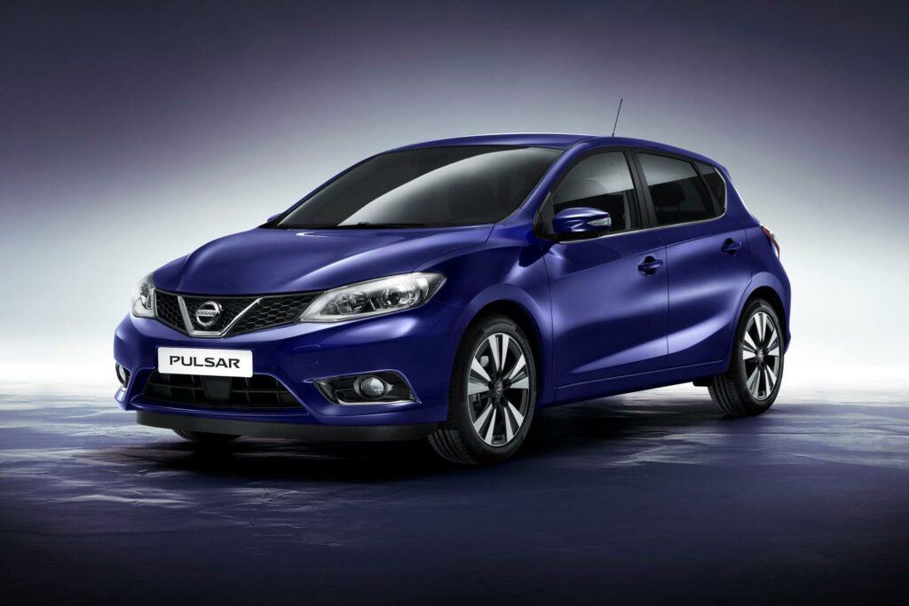Nissan свернула продажи хэтчбека Nissan Pulsar на рынке Европы